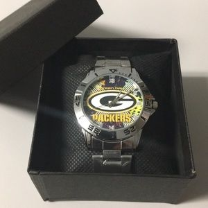 🔴 New Green Bay Packers Watch With Box